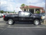 2010 GMC Sierra 2500HD SLT Extended Cab 4x4 Data, Info and Specs