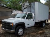 1994 Chevrolet C/K C3500 Regular Cab Chassis Refrigerated Truck Data, Info and Specs