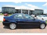 2004 Orient Blue Metallic BMW 3 Series 325i Sedan #32391507