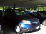 2008 Royal Blue Pearl Honda CR-V EX-L 4WD #32391544