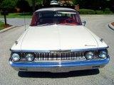 Mercury Monterey 1961 Data, Info and Specs