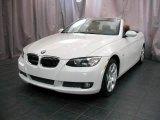 2008 Alpine White BMW 3 Series 335i Convertible #32391154