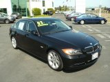 2007 Black Sapphire Metallic BMW 3 Series 335i Sedan #32391184
