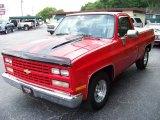 1985 Chevrolet C/K C10 Data, Info and Specs