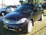 2006 Super Black Nissan Murano SL #32391837