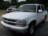 2004 Summit White Chevrolet Tahoe LT 4x4 #32391846