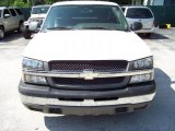 2004 Summit White Chevrolet Silverado 1500 Regular Cab #32391855