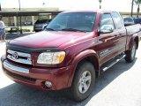 2005 Salsa Red Pearl Toyota Tundra SR5 TRD Access Cab 4x4 #32391856