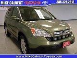 2007 Green Tea Metallic Honda CR-V EX-L #32392107
