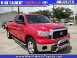 2008 Radiant Red Toyota Tundra SR5 Double Cab #32392116