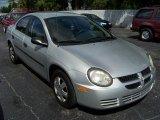 2003 Bright Silver Metallic Dodge Neon SE #32391892