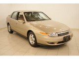 2001 Medium Gold Saturn L Series L300 Sedan #32391650