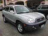 2004 Pewter Hyundai Santa Fe GLS #32391268
