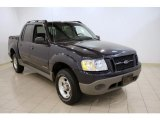 2002 Deep Wedgewood Blue Metallic Ford Explorer Sport Trac 4x4 #32391653