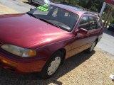 1995 Toyota Camry Sunfire Red Metallic