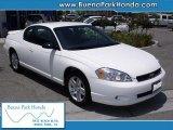 2006 White Chevrolet Monte Carlo LT #32391317