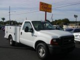 2005 Ford F250 Super Duty XL Regular Cab Chassis Utility Data, Info and Specs