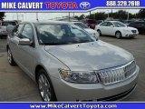2008 Vapor Silver Metallic Lincoln MKZ Sedan #32392176