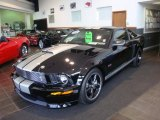 2007 Black Ford Mustang Shelby GT Coupe #32391358