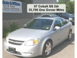 2007 Ultra Silver Metallic Chevrolet Cobalt SS Coupe #32391379