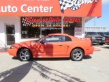 2000 Performance Red Ford Mustang GT Coupe #32466812