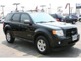 2009 Black Ford Escape Hybrid 4WD #32467069