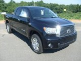 2010 Black Toyota Tundra Limited Double Cab 4x4 #32467072