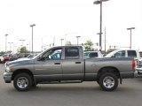 2005 Mineral Gray Metallic Dodge Ram 1500 SLT Quad Cab 4x4 #32467108