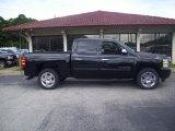 2010 Black Chevrolet Silverado 1500 LT Crew Cab #32466946
