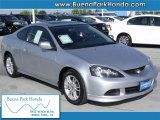 2006 Alabaster Silver Metallic Acura RSX Sports Coupe #32466647