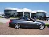 2008 Sparkling Graphite Metallic BMW 3 Series 335i Convertible #32466993