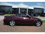 2009 Barbara Red Metallic BMW 3 Series 328i Convertible #32466998