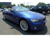 2010 Blue Water Metallic BMW 3 Series 335i Convertible #32466477