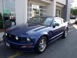 2006 Vista Blue Metallic Ford Mustang GT Premium Coupe #32467196