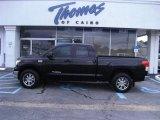 2010 Black Toyota Tundra Double Cab #32467036
