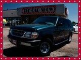 1997 Medium Willow Metallic Ford Explorer XLT 4x4 #32466746