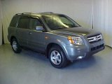2007 Nimbus Gray Metallic Honda Pilot EX-L #32467052