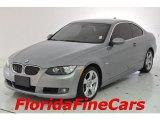 2007 Space Gray Metallic BMW 3 Series 328i Coupe #32466515