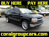 2001 Onyx Black Chevrolet Suburban 1500 LT 4x4 #32467274
