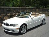 2004 Alpine White BMW 3 Series 330i Convertible #32466537