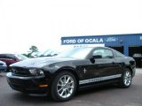 2011 Ebony Black Ford Mustang V6 Premium Coupe #32466553