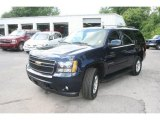 2009 Dark Blue Metallic Chevrolet Tahoe LT 4x4 #32467329