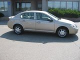 2007 Sandstone Metallic Chevrolet Cobalt LS Sedan #32535084