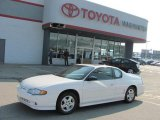 2003 White Chevrolet Monte Carlo SS #32534795