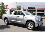 2008 Silver Sky Metallic Toyota Tundra Double Cab 4x4 #32534567
