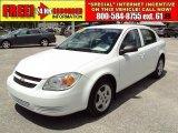 2007 Summit White Chevrolet Cobalt LS Sedan #32535354