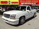 2005 Summit White Chevrolet Silverado 1500 Regular Cab #32535380