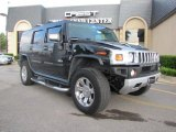 2009 Hummer H2 Black
