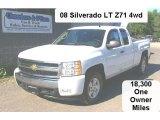 2008 Chevrolet Silverado 1500 Z71 Extended Cab 4x4