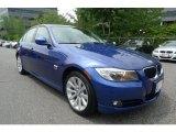 2010 Montego Blue Metallic BMW 3 Series 328i xDrive Sedan #32534715